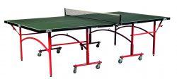Τραπέζι πινγκ πονγκ εξωτερικού χώρου STAG Elite πράσινο (42886)