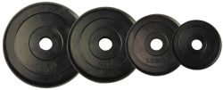 Βάρη λαστιχένια (Φ28mm) τιμή κιλού 2.00 ευρώ