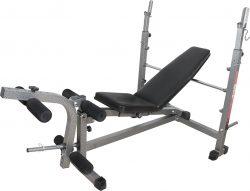 Πάγκος για Βάρη Ημιεπαγγελματικός 5-Ways Weight Bench AMILA  44749