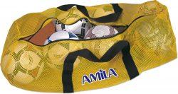 Σάκος τσαντα μεταφορας μπαλων AMILA 44997