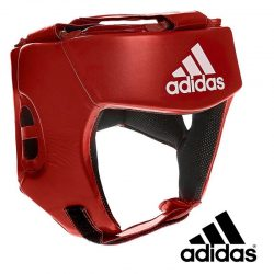 HEAD GUARD ADIDAS AIBA STYLE TRAINING PU - AIBAH1T