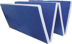 Στρώμα Γυμναστικής τετραπλού διπλώματος (240 Χ 120 Χ 5cm) 47502 Amila