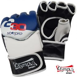MMA GLOVES OLYMPUS STARPRO G30 ECONOMY PU THUMP PROTECTION