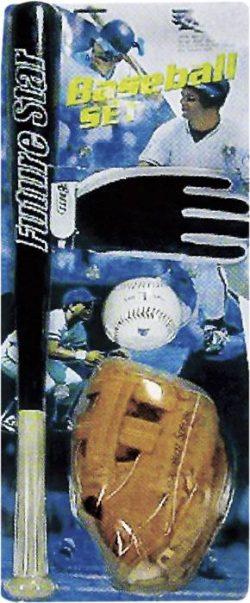 Παιδικό Σετ Baseball Amilla 49320