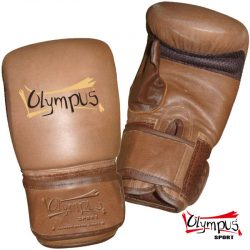BAG GLOVES OLYMPUS VINTAGE NATURAL LEATHER