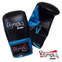 Γάντια σάκου Olympus by Raja Leather Elastic Wrist Closure Full Thump