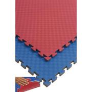 Στρώμα τατάμι δίχρωμο (μπλε-κόκκινο)
