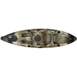 ESCAPE Conger Canoe Kayak 1 Ατόμου
