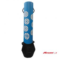 FREE STANDING POWER TILT PUNCHBAG AZUNI PU/FOAM PA-2189F 150CM
