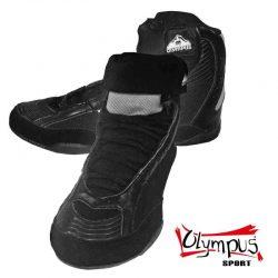 Παπούτσια Πάλης Μαύρα Αντιολισθητικά - Olympus