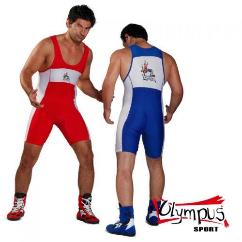 ΠΑΛΑΙΣΤΙΚΟ ΜΑΓΙΟ Wrestling Suit Olympus Club