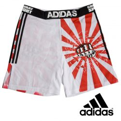 Shorts adidas IMPACT White / Red