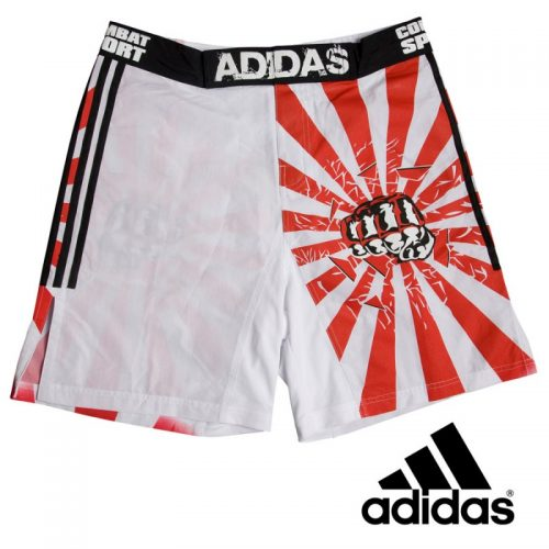 Shorts adidas IMPACT White / Red