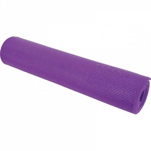 ΣΤΡΩΜΑ ΓΥΜΝΑΣΤΙΚΗΣ AMILA YOGA PILATES 173x61x0.6cm 81707 Purple