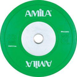 Δίσκοι Άρσης Βαρών Επαγγελματικοί Amila (10-15-20kg)