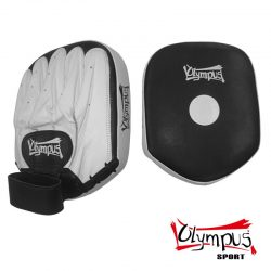 FOCUS MITT COACHING LEATHER PAIR