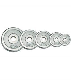 Βάρη Χρωμίου (Φ30,5mm) τιμή κιλού 3.00ευρώ