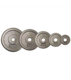 Βάρη Μεταλλικά (Φ30,5mm) τιμή κιλού 2.50 ευρώ