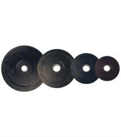 Βάρη Λαστιχένια (Φ30,5mm) τιμή κιλού 3.00 ευρώ