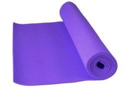 Fitness Yoga Mat PVC 173x61x0,6cm