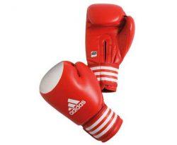 Δερμάτινα Επαγγελματικά Γάντια Αγώνων Πυγμαχίας AIBAG1