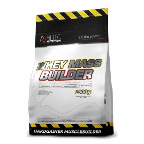 Whey Mass Builder 1500g Hitec Nutrition Σοκολατα