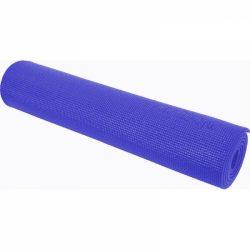 ΣΤΡΩΜΑ ΓΥΜΝΑΣΤΙΚΗΣ AMILA YOGA PILATES 173x61x0.6cm 81716 Blue