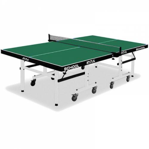Τραπέζι Ping Pong STAG School Green 42853