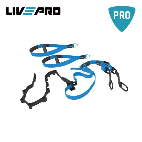 Ιμάντες γυμναστικής Cross Suspension Trainer Live Pro Β-8162