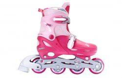 Inline Quads Roller Skate Girl ρυθμιζόμενα