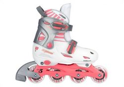 Inline Quads Roller Skate Girls ρυθμιζόμενα Nijdam