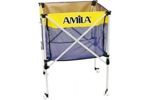 Καλάθι μεταφοράς μπαλών Αλουμινίου 44994 Amila