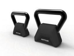Kettlebell Kettler 2,5-5-7,5-10kg ΤΙΜΗ ΚΙΛΟΥ 5,50ευρω