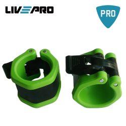 Κολάρο Ολυμπιακής Μπάρας Φ50 (πράσινο) Live Up Pro