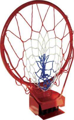 Στεφάνι Μπάσκετ Με Ελατήρια Και Δίχτυ Amila 49194