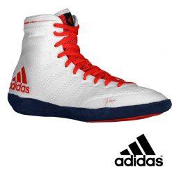 Παπούτσια Πάλης Άσπρο/Κόκκινο - Adidas