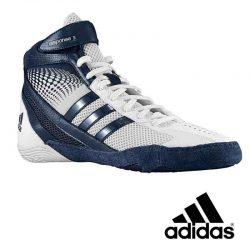Παπούτσια Πάλης Άσπρα/Μπλε - Adidas