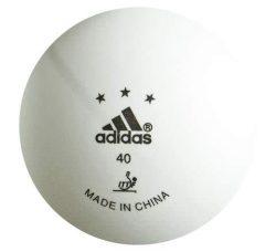 Μπαλάκια Ping Pong Balls COMPETITION (3τμχ, λευκά)