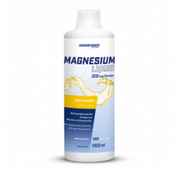 Magnesium Liquid 1000ml (Energybody Systems) Kiwi-Orange