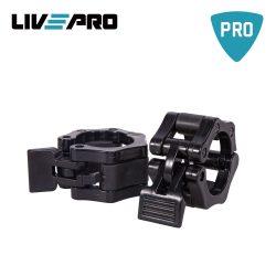 Κολάρο Ολυμπιακής Μπάρας Φ50 (μαύρο) Live Up Pro