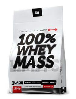 Blade 100% Whey Mass 1500g Πρωτεϊνη Όγκου Βανίλια