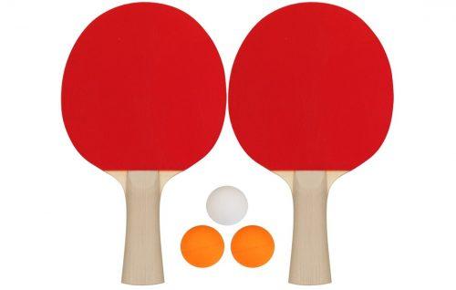 """Σετ 2 Ρακέτες Ping Pong & 3 Μπαλάκια """"Recreational"""""""