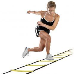 Σκάλα Γυμναστικής Επιτάχυνσης και Ρυθμού 8m LiveUp Β-3671