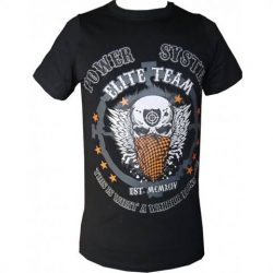 "T-shirt ""DESPERADOS"" (Μαύρο,Γκρί)"