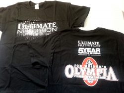 T-shirt Mr Olympia 5 year