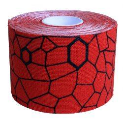 Ταινία κινησιοεπίδεσης TheraBand Kinesiology Tape 5cm x 5m Thera Band Κόκκινο 209101A