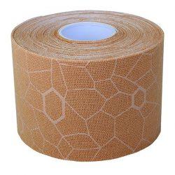 Ταινία κινησιοεπίδεσης TheraBand Kinesiology Tape 5cm x 5m Thera Band Μπεζ 209101C