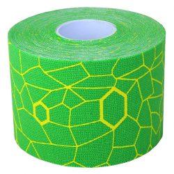 Ταινία κινησιοεπίδεσης TheraBand Kinesiology Tape 5cm x 5m Thera Band Πράσινο 209101E