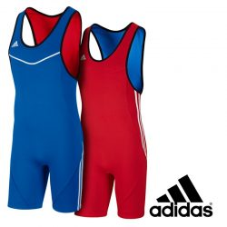 Wrestling Suit Adidas REVERSE WRESTLER Blue/Red – V13781