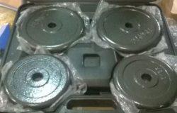 Βάρη MID (Φ28mm) τιμή κιλού 1,60 ευρώ